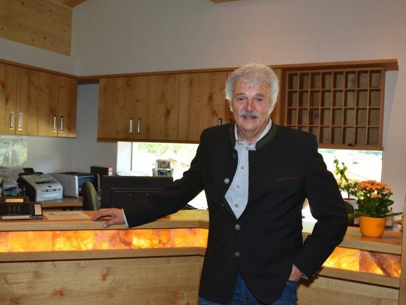 Sepp Ihringer Senior Chef