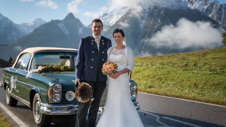 Hochzeit im Naturhotel Reissenlehen
