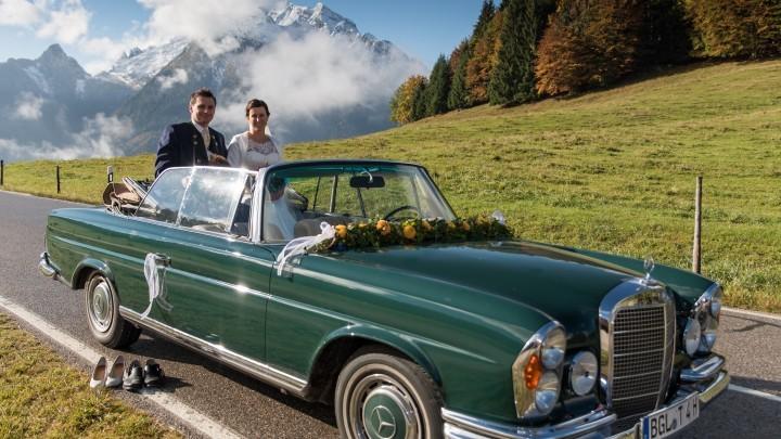 Hochzeitzeitsfahrten