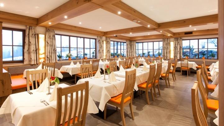 Restaurant im Hotel Reissenlehen