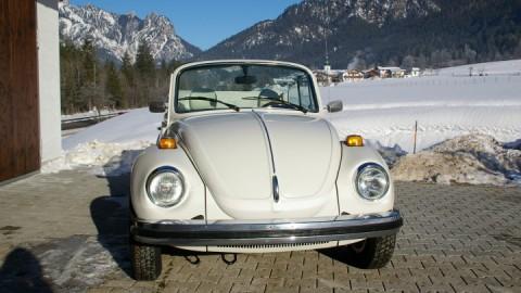 Käfer Cabrio mieten in Berchtesgaden