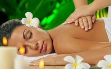 Relaxmassage 25 Minuten