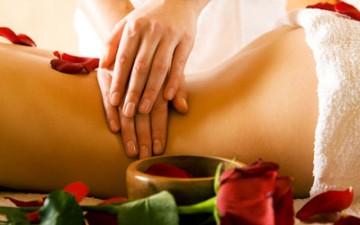 THALGO-Aromacéane-Massage