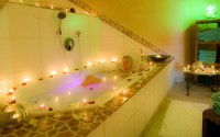 Cleopatra bath for 1 person