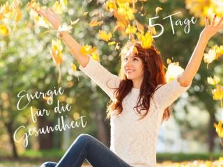 Tanken Sie Herbstenergie!