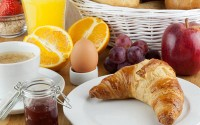 Holiday Flat: Rich breakfast for children (6 - 10 years)