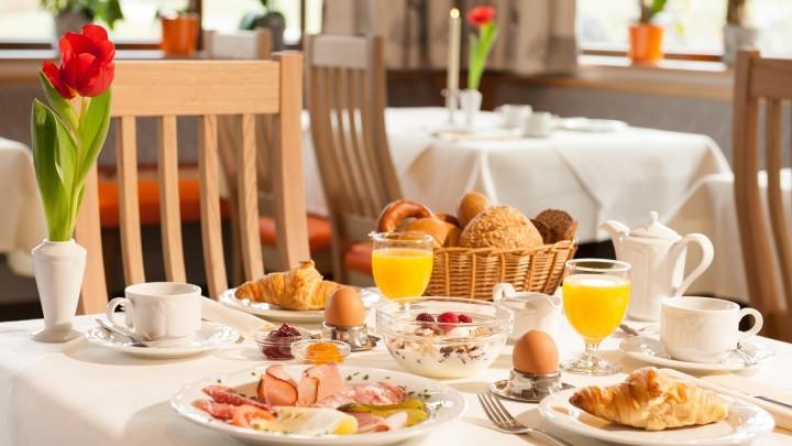 Frühstüch im Naturhotel Reissenlehen