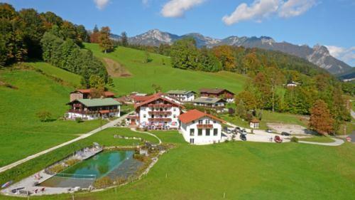 Hotel bei Berchtesgaden