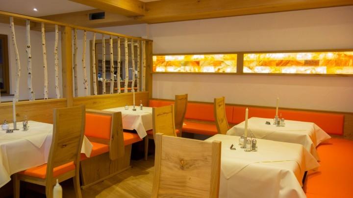 Neues Restraurant Hotel Reissenlehen
