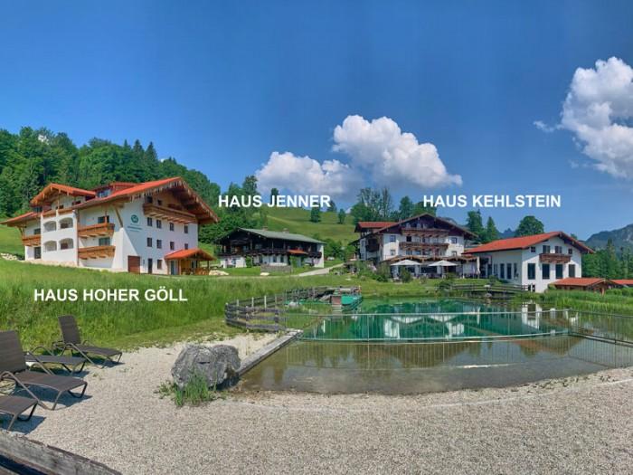 Lageplan Hotel Reissenlehen