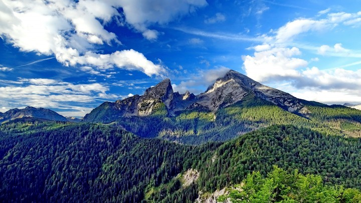 Watzmann in Berchtesgaden