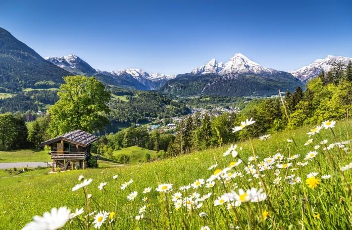 Pfingsten im Berchtesgadener Land - Berge