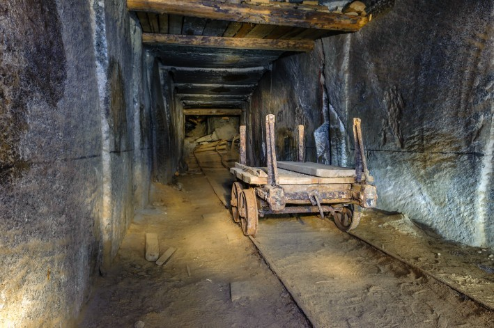 Pfingsten im Berchtesgadener Land - Bergwerk