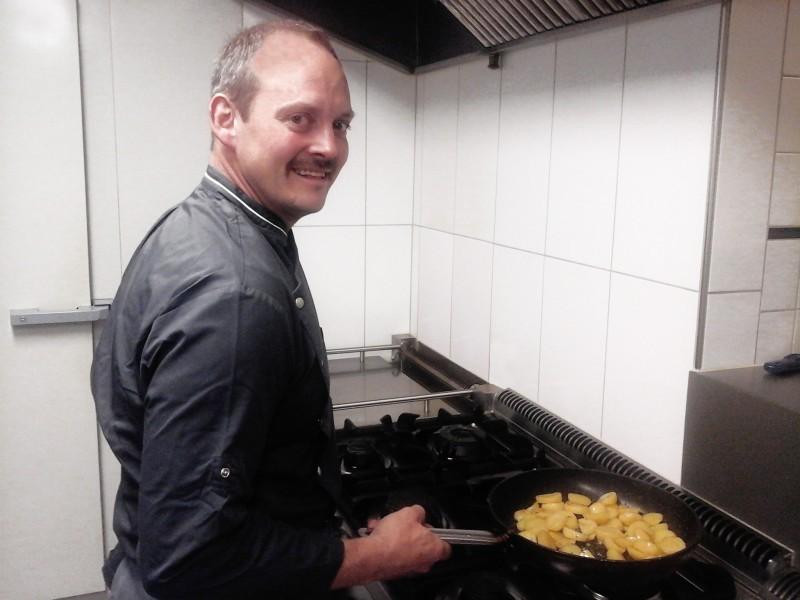 Werner Irlinger Chef Naturhotel Reissenlehen